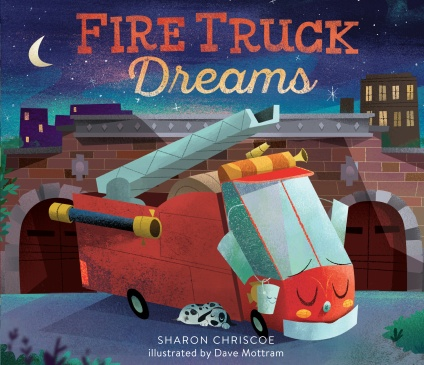 Fire Truck Dreams cover